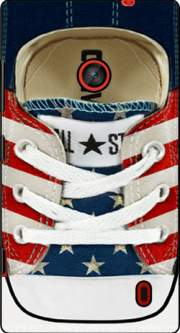 All Star Basket shoes USA Case for Nokia Lumia 635