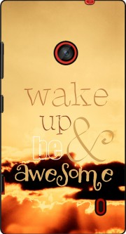 Be awesome Case for Nokia Lumia 635