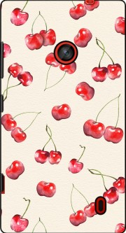 Cherry Pattern Case for Nokia Lumia 635