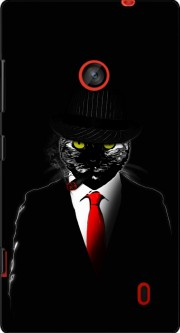 Mobster Cat Case for Nokia Lumia 635