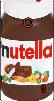 Nutella Case for Nokia Lumia 635