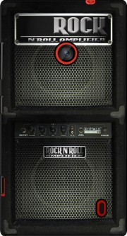 Rock `N Roll Amplifier Case for Nokia Lumia 635