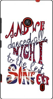 One D - And we danced all night to the best song ever Case for Nokia Lumia 635