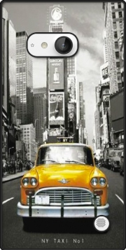 Yellow taxi City of New York City Case for Nokia Lumia 735