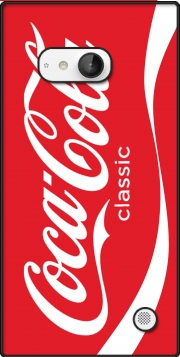Coca Cola Rouge Classic Case for Nokia Lumia 735