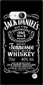Jack Daniels Fan Design Case for Nokia Lumia 735