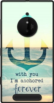 Anchored Forever Case for Nokia Lumia 830