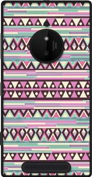 Aztec Pink And Mint Case for Nokia Lumia 830