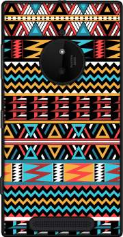 aztec pattern red Tribal Case for Nokia Lumia 830