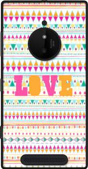 Aztec love candy Case for Nokia Lumia 830