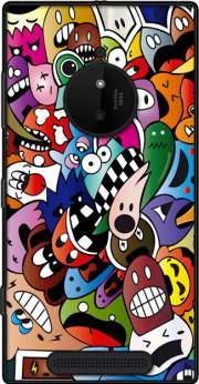 Cartoon Case for Nokia Lumia 830