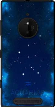 Constellations of the Zodiac: Aquarius Case for Nokia Lumia 830