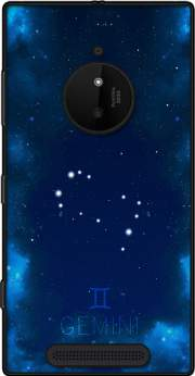 Constellations of the Zodiac: Gemini Case for Nokia Lumia 830