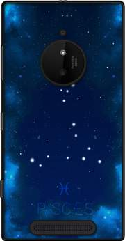 Constellations of the Zodiac: Pisces Case for Nokia Lumia 830