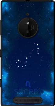 Constellations of the Zodiac: Scorpio Case for Nokia Lumia 830