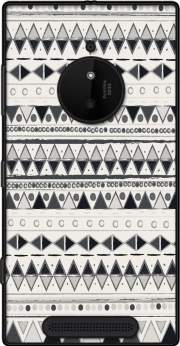 Ethnic Candy Tribal in Black and White Case for Nokia Lumia 830