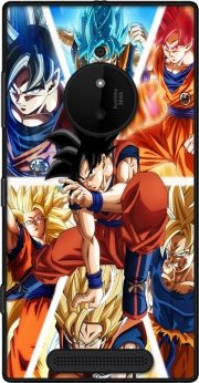 Goku Ultra Instinct Case for Nokia Lumia 830