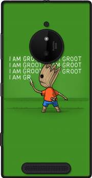Groot Detention Case for Nokia Lumia 830