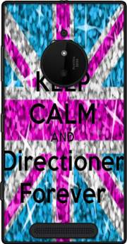Keep Calm And Directioner forever Case for Nokia Lumia 830