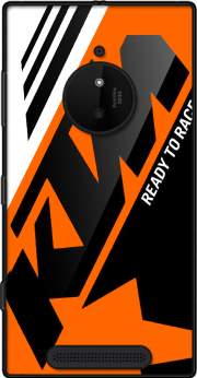 KTM Racing Orange And Black Case for Nokia Lumia 830