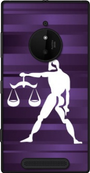 Libra - Sign of the zodiac Case for Nokia Lumia 830