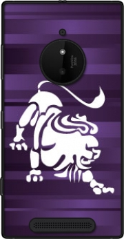 Lion - Sign of the zodiac Case for Nokia Lumia 830