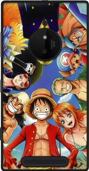 One Piece CREW Case for Nokia Lumia 830