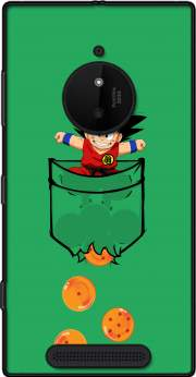 Pocket Collection: Goku Dragon Balls Case for Nokia Lumia 830