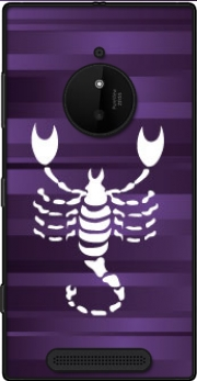 Scorpio - Sign of the zodiac Case for Nokia Lumia 830