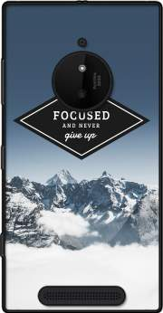 Stay focused Case for Nokia Lumia 830
