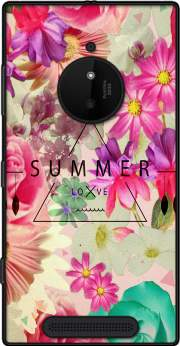 SUMMER LOVE Case for Nokia Lumia 830