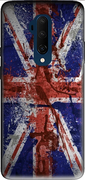 Case OnePlus 7T Pro with pictures flag