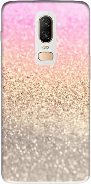 Gatsby Glitter Pink Case for OnePlus 6