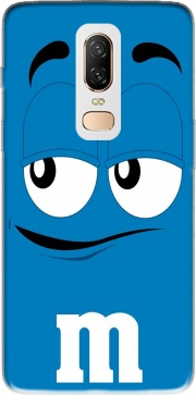 M&M's Blue Case for OnePlus 6