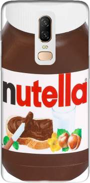 Nutella Case for OnePlus 6