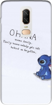 Ohana Means Family Case for OnePlus 6