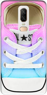 All Star Basket shoes rainbow Case for OnePlus 6