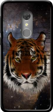 Abstract Tiger Case for Orange Dive 73