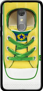 All Star Basket shoes Brazil Case for Orange Dive 73