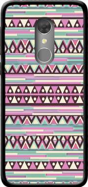 Aztec Pink And Mint Case for Orange Dive 73