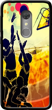 Basketball is life Case for Orange Dive 73 / Alcatel 3