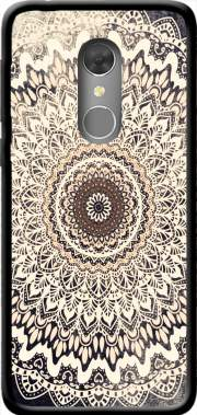 Boho Autumn Mandala Orange Dive 73 Case