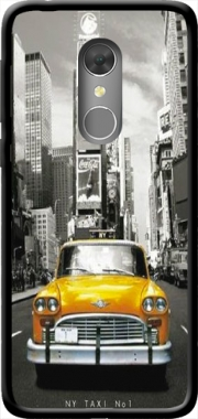 Yellow taxi City of New York City Case for Orange Dive 73
