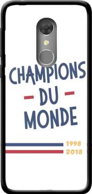 Champion du monde 2018 Supporter France Case for Orange Dive 73