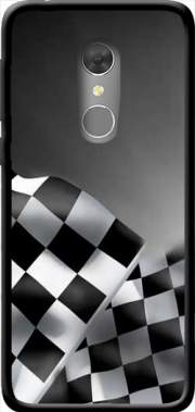 Checkered Flags Case for Orange Dive 73