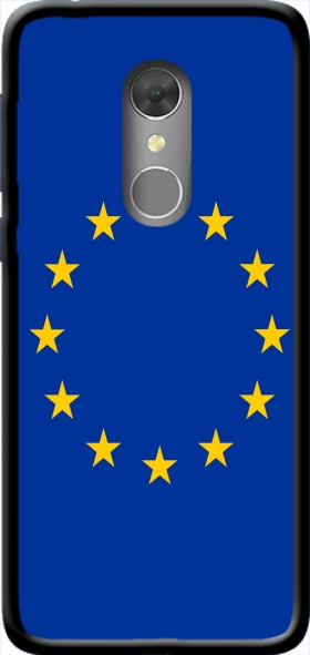 Case Europeen Flag for Orange Dive 73
