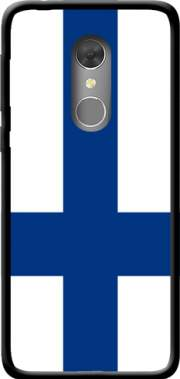 Flag of Finland Case for Orange Dive 73