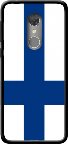 Case Flag of Finland for Orange Dive 73