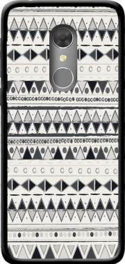 Ethnic Candy Tribal in Black and White Case for Orange Dive 73