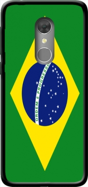 Flag Brasil Case for Orange Dive 73